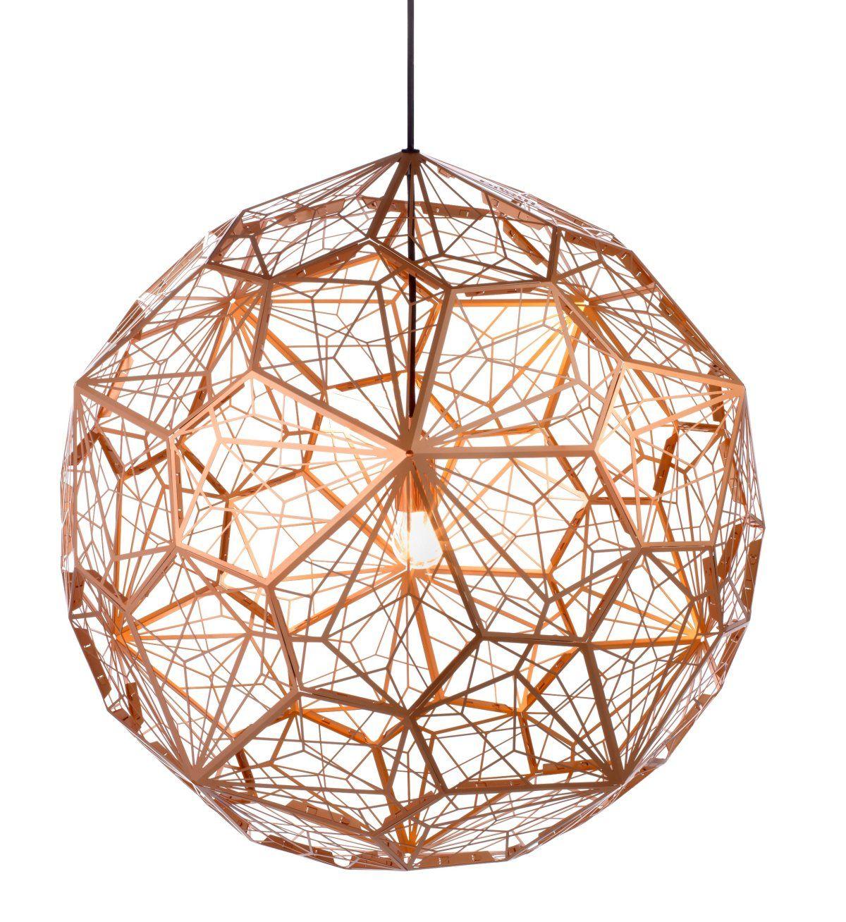 copper lighting pendants.  Lighting Etch Light Web Copper By Tomdixon Tom Dixon Pendant  Lampu2026 In Lighting Pendants N