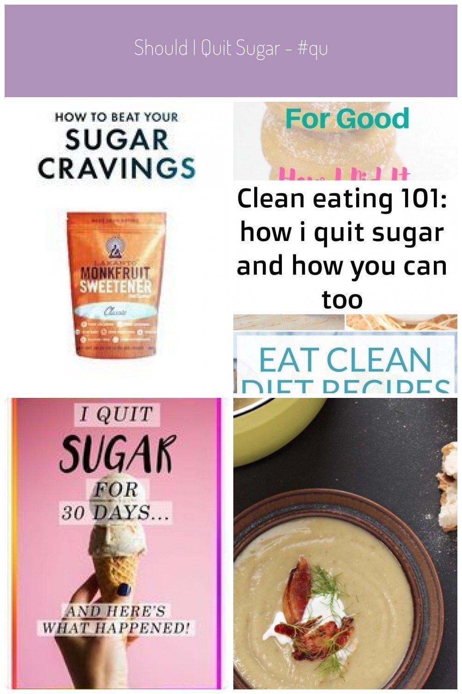 SHOULD I QUIT SUGAR  sugar