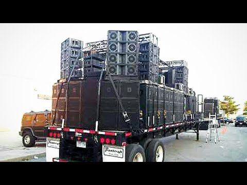 Beginilah cara cek bass sound system paling extrim di dunia (extrim