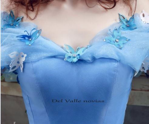 Vestido De 15 Cenicienta 850000 En Mercado Libre En