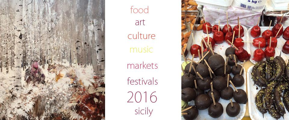 Events 2016 in Taormina & Sicily Sizilien
