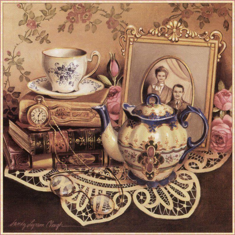 картинки к чаю для декупажа обзор лучших дизайнерских