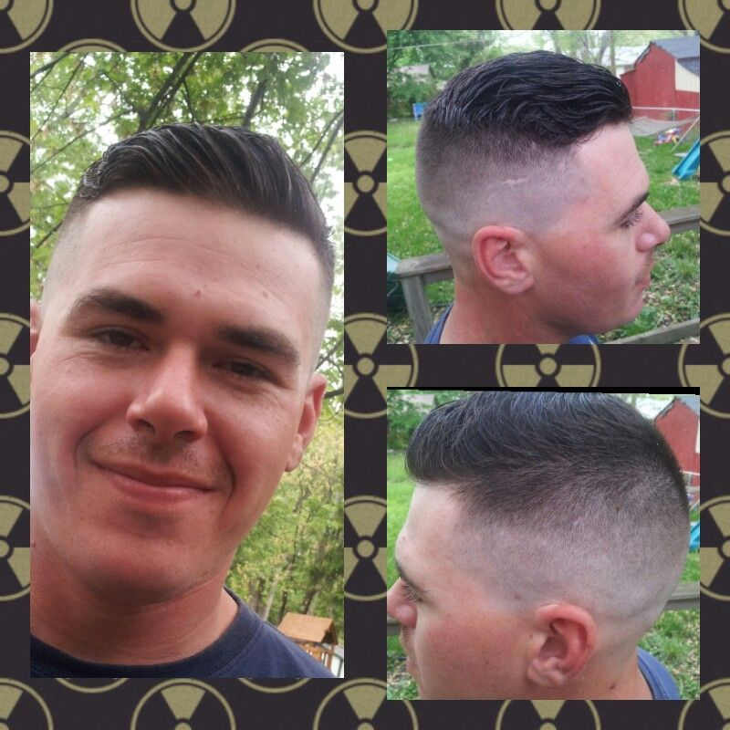 Modern Mans Prohibition Style Haircut By Amelia Bratton Createyou