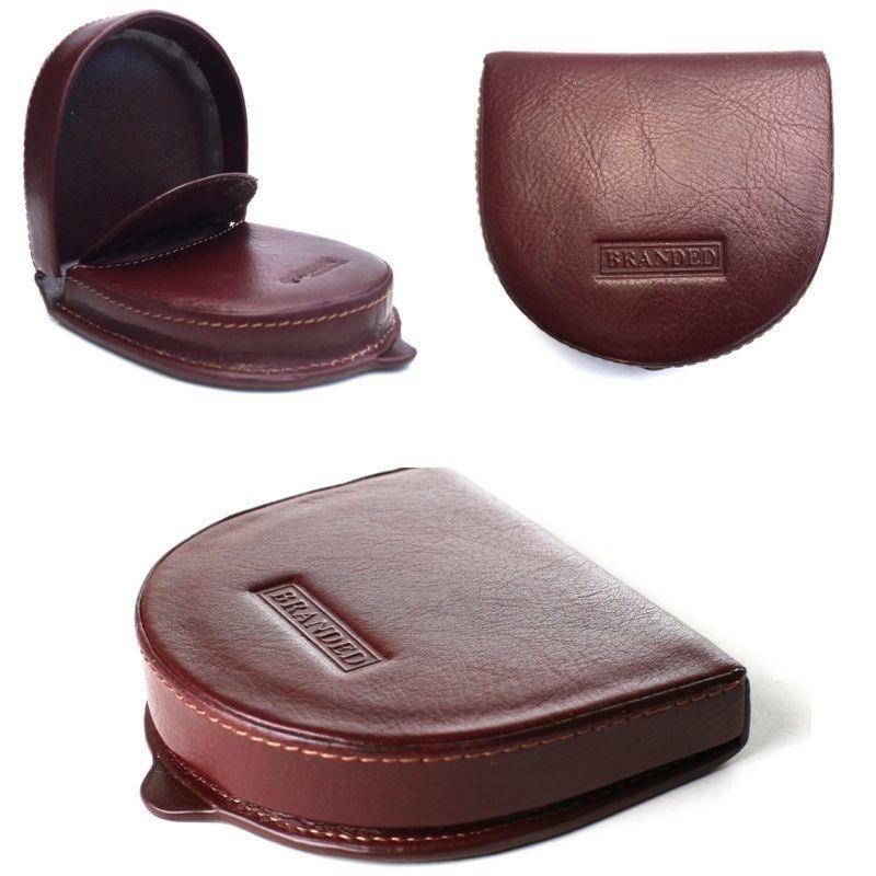 726aa2fa6 ... golunski mens new leather purse horseshoe coin tray 2016 models ...
