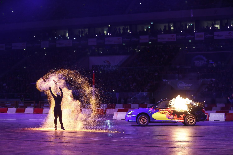 Top Gear Live - Warsaw 2013