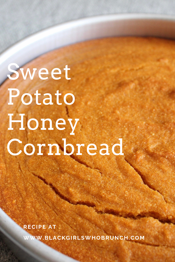 Photo of Sweet Potato Honey Cornbread Recipe – Black Girls Who Brunch