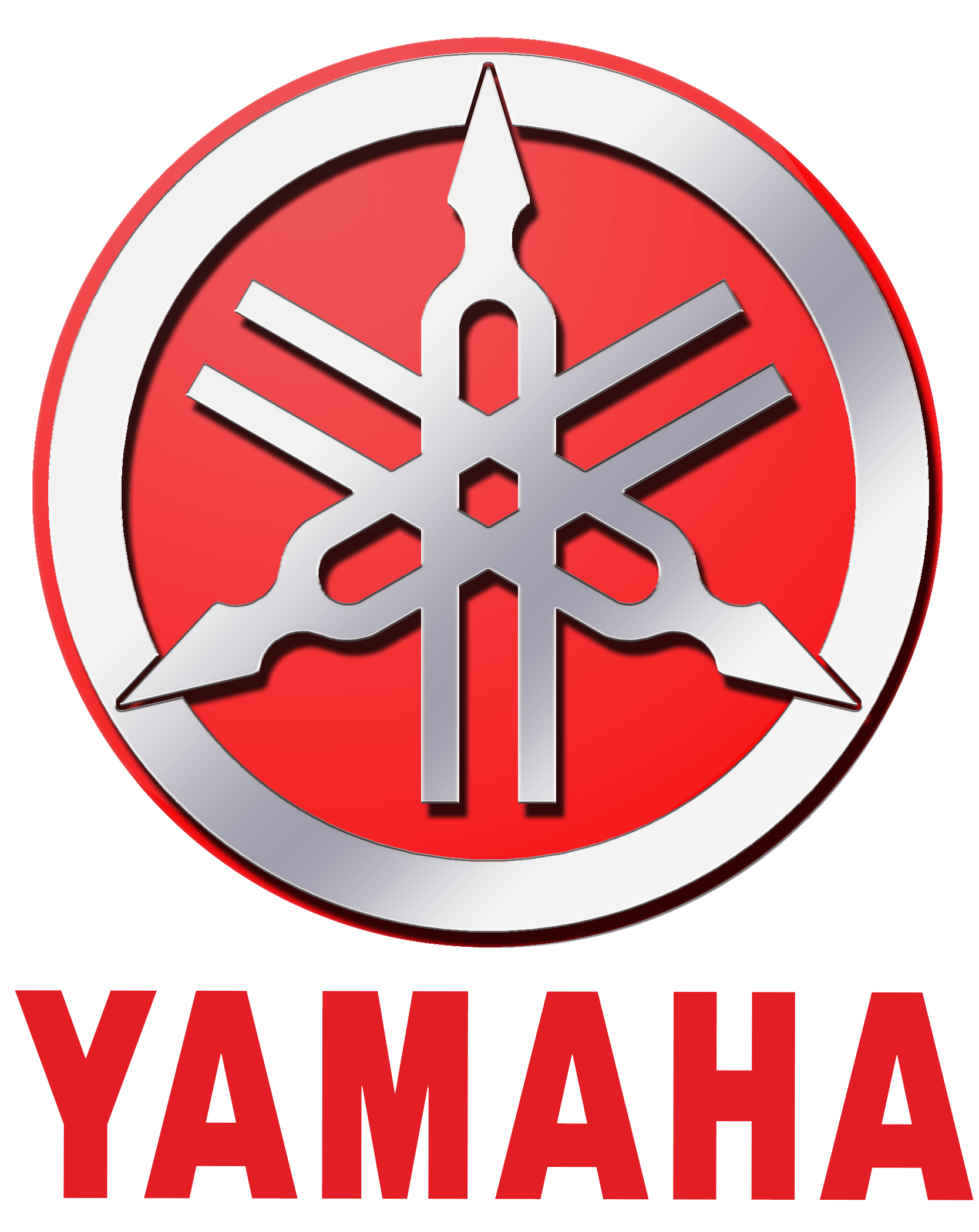Stickers Yamaha Logo Tribal Custom Stickers