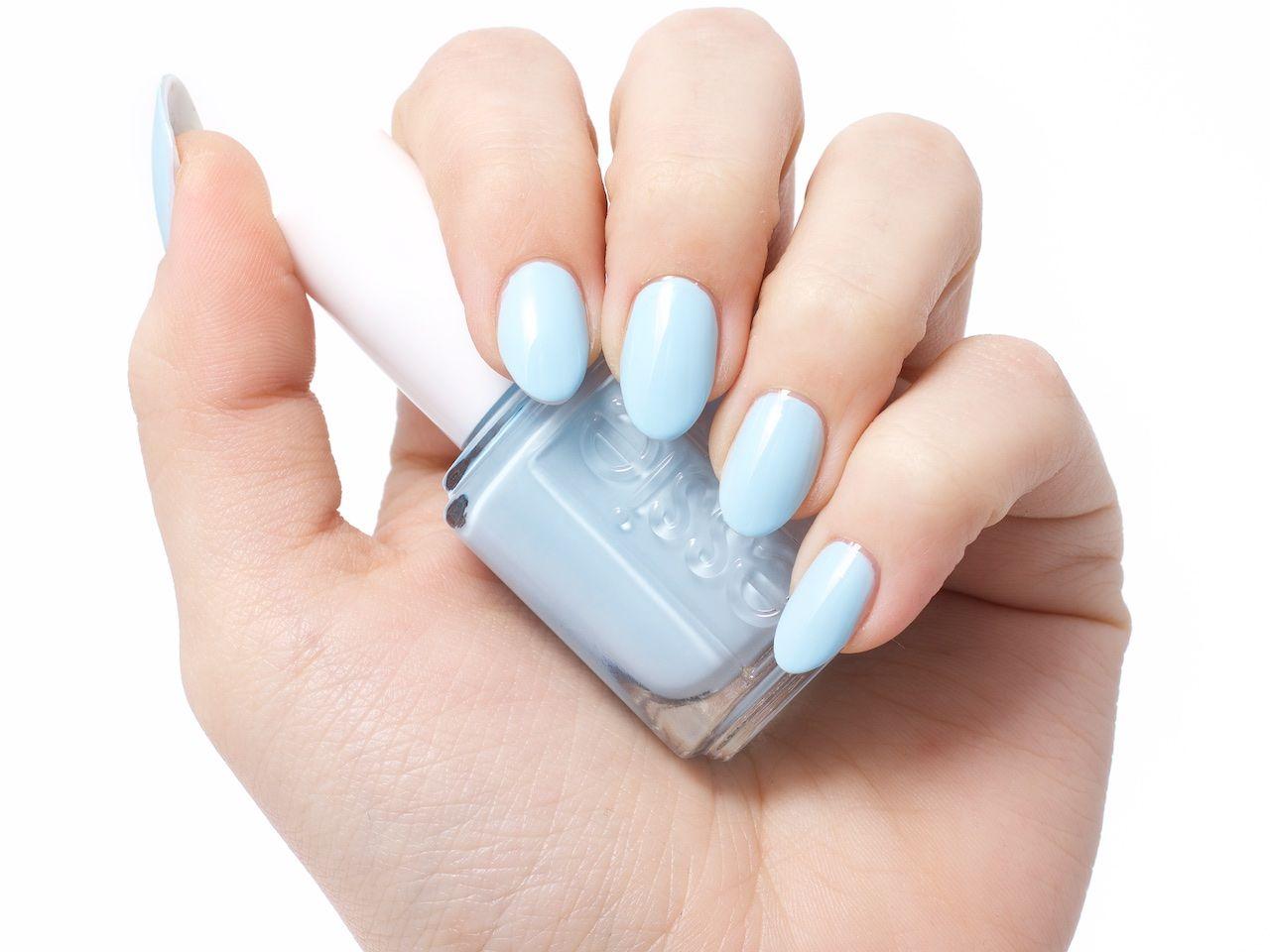 Essie Summer 2017 Nail Polish in Blue-La-La   Nails   Pinterest ...