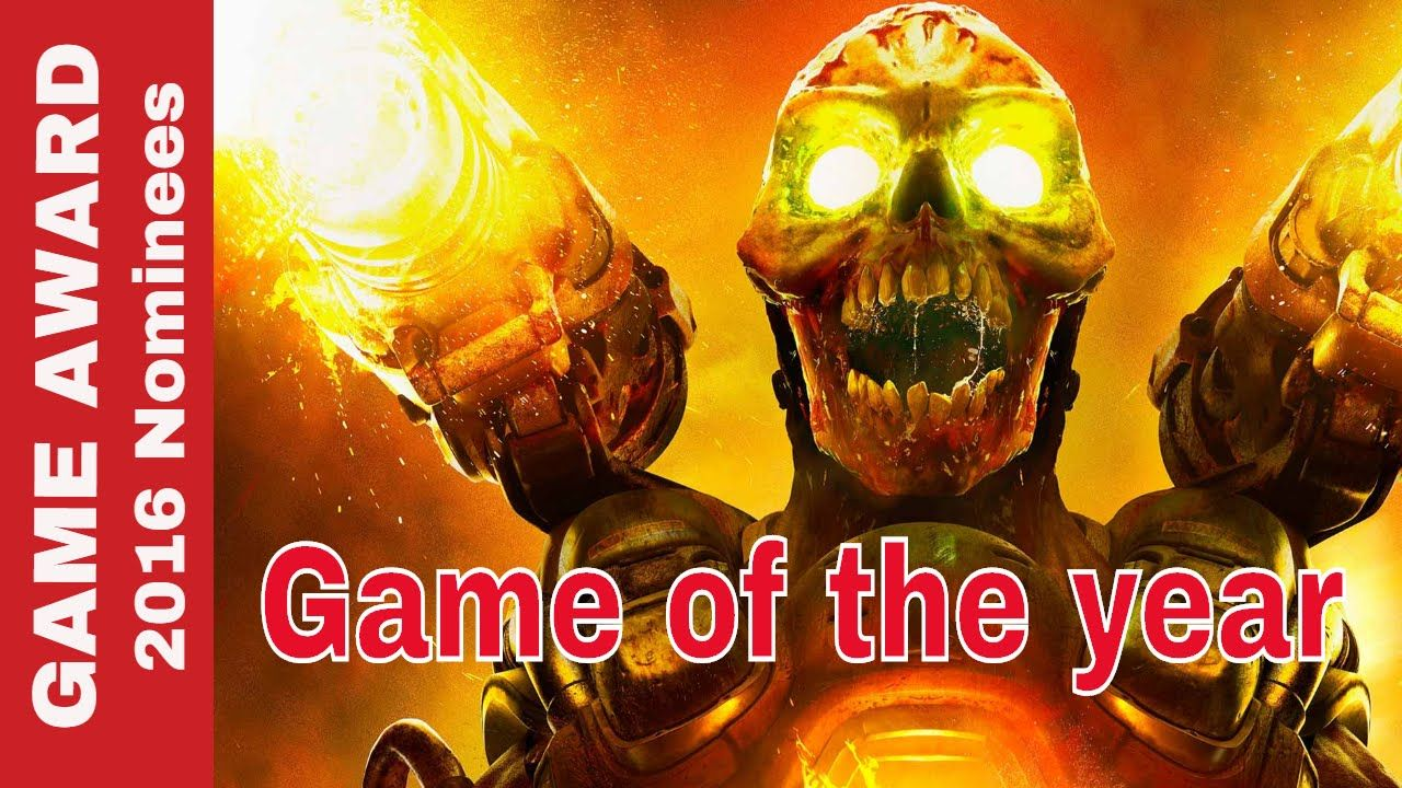 Game Of The Year 2016 Nominees Dengan Gambar