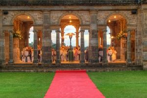 Hever Castle Wedding Reception Venue In Nr Edenbridge Kent TN8 7NG