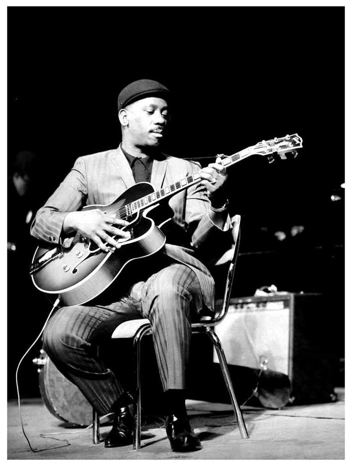 wes montgomery was born in indianapolis to a musical family today he is often considered the. Black Bedroom Furniture Sets. Home Design Ideas