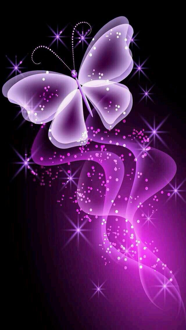 Pin by Lovely Girl ¯_(ツ)_/¯ on Wallpapers Butterflies ...  Pink