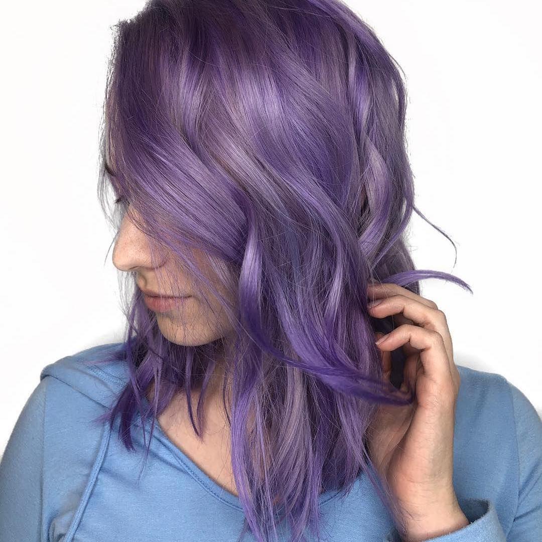Smoked Out Lavender Macaroon Formula All Matrix Socolorcult Semi 1 Oz Lavender Macaroon 1 2oz Dusty Purple 1 4oz Disco Hair Long Hair Styles Hair Styles