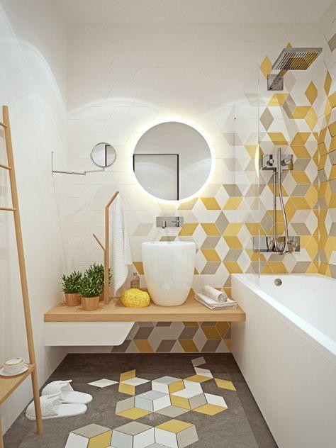 Click To Enlarge Modern Bath