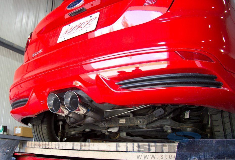 Same Business Day Shipping Mbrp Catback Exhaust S4200al 2013 2014 2015 2016 2017 Focus St 2 0l Turbo Ob Ford Focus St Ford Focus Ford