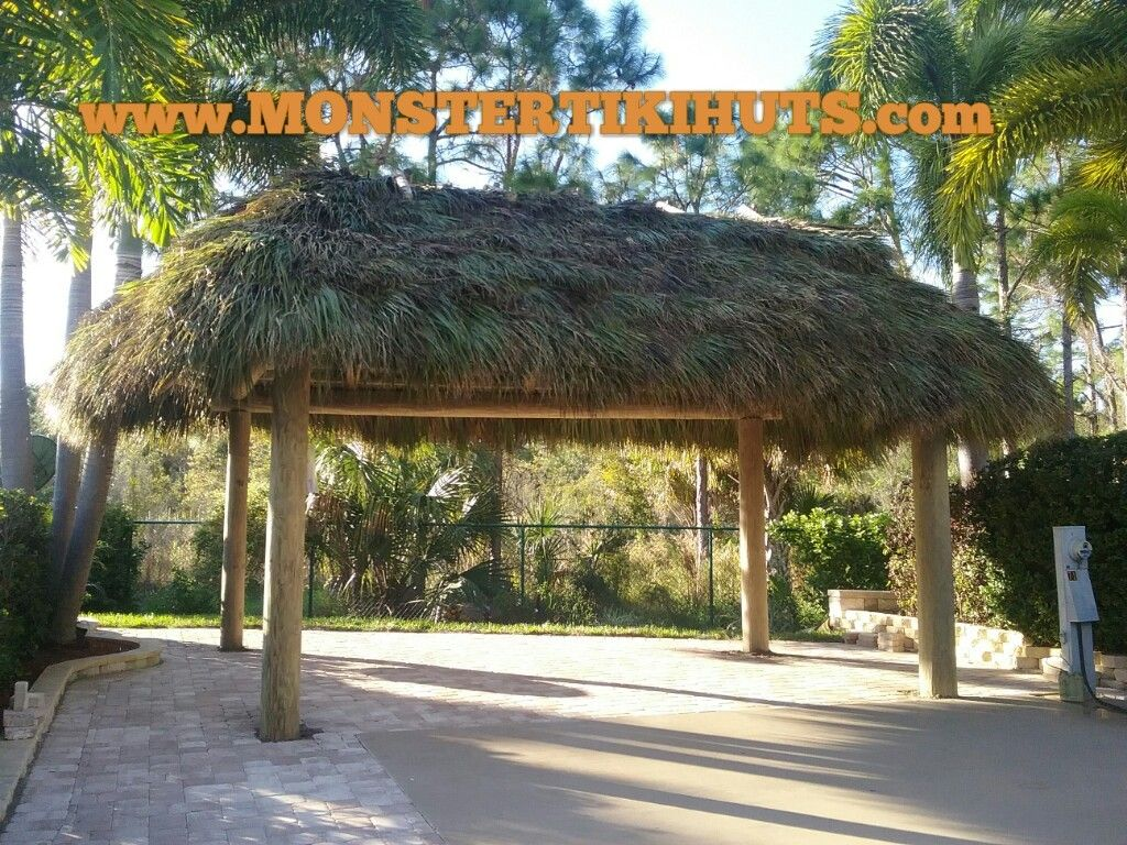 Vero Beach Florida Tiki Huts U0026 Chickee Huts   Http://www.monstertikihuts