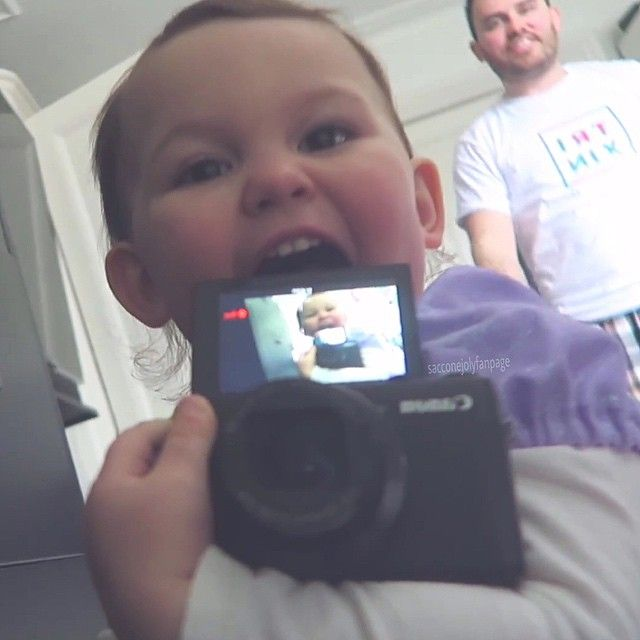 Little vlogger