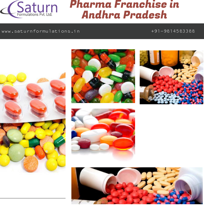 Saturn Formulations Pvt  Ltd  is a leading third party