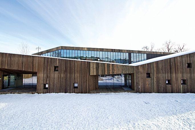 Fagerborg Kindergarten Oslo Architect Reiulf Ramstad Arkitekter