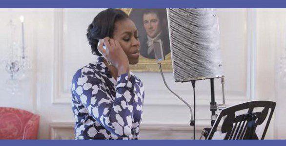 Em: 13/12/2015 - domingo.  Michelle Obama faz Rap incentivando jovens a irem para faculdade - Geledés.