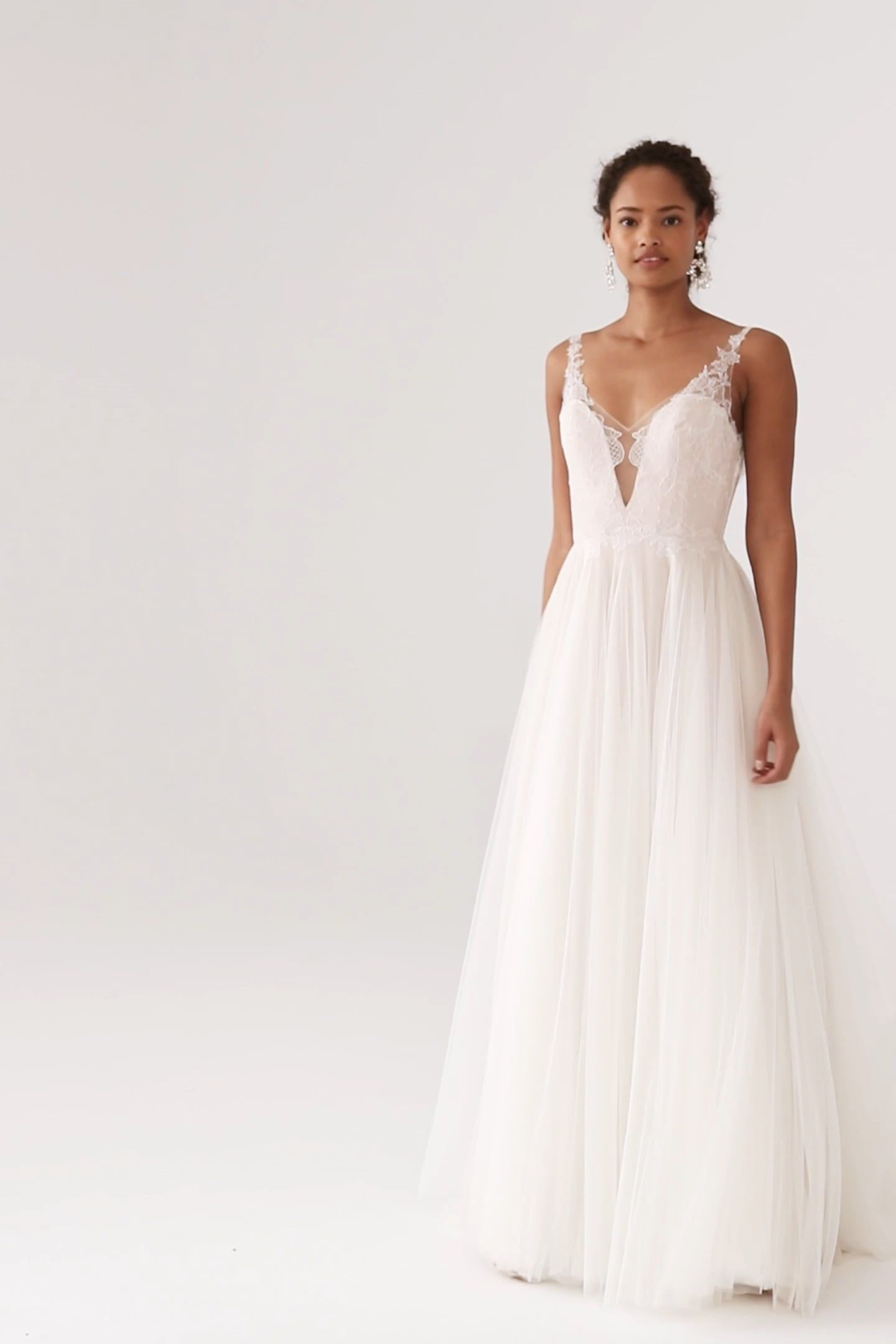 32bb2fa54b1f Mercer Gown from BHLDN | everything in-between in 2019 | Wedding ...
