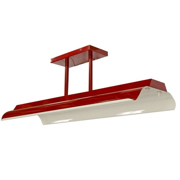 Commercial Retail Light Fixtures: Architectural CLF Shop Light