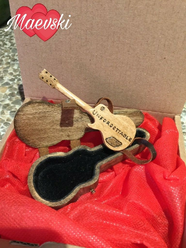 Personalized Anniversary Gift For Him Acoustic Guitar With Etsy Guitar Gifts Guitar Pick Holders Gift For Music Lover