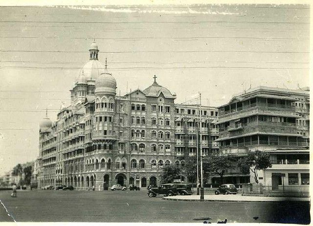 Old Taj Hotel Mumbai In 2020 Mumbai City Historical Monuments