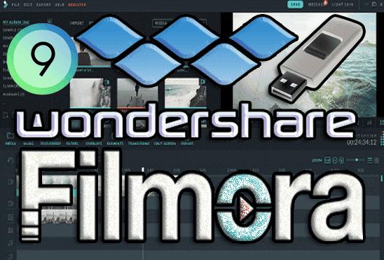 Wondershare Filmora 9 1 4 12 Portable X64 Portable Computer Finals