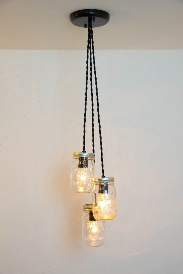 27 Diy Do It Yourself Lighting Projects To Consider Simple