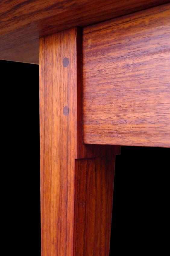 Столярные соединения – 300 фотографий   Столики, Мебель, Стол