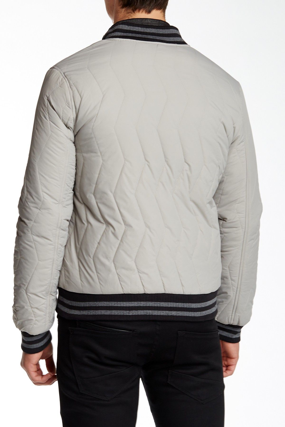 Quilted Varsity Jacket Quilting Pinterest Nordstrom