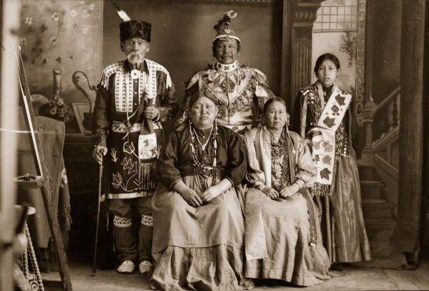 A study of the ho chunk tribe