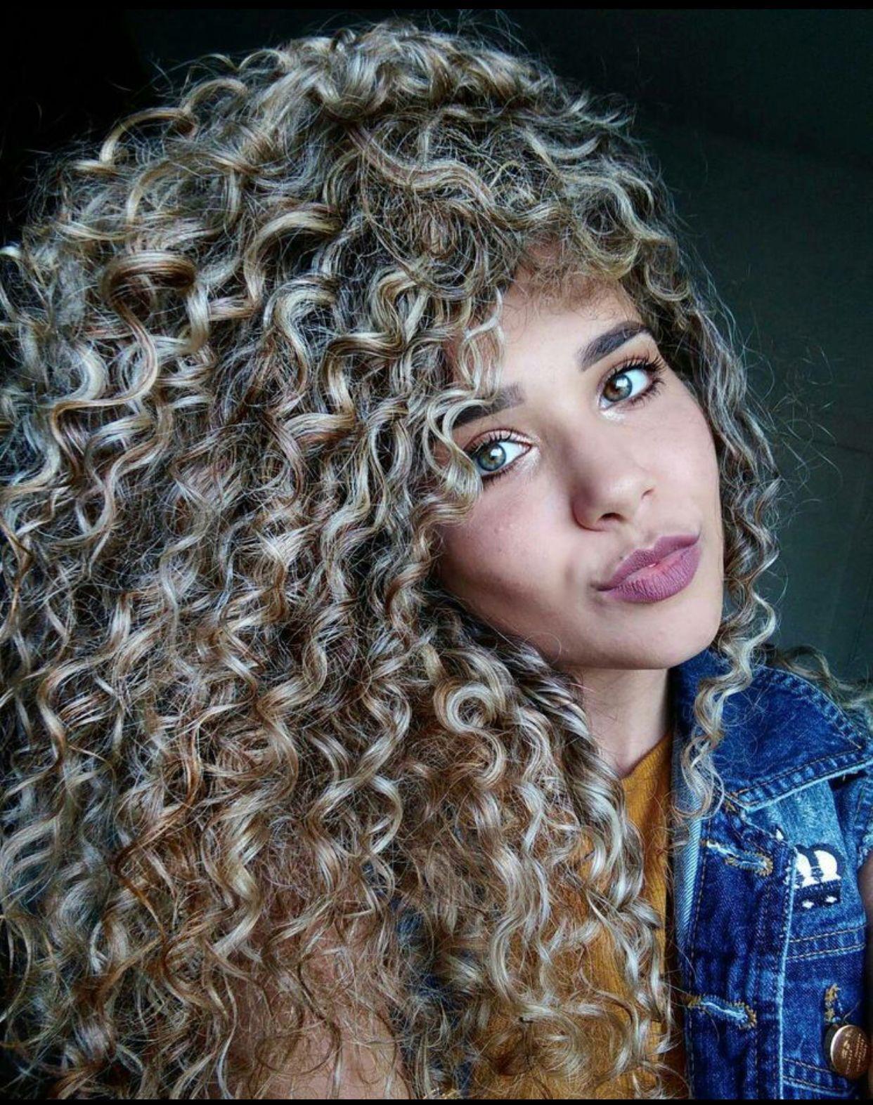 Pin by ashlyn pokorny on hair in pinterest hair curly