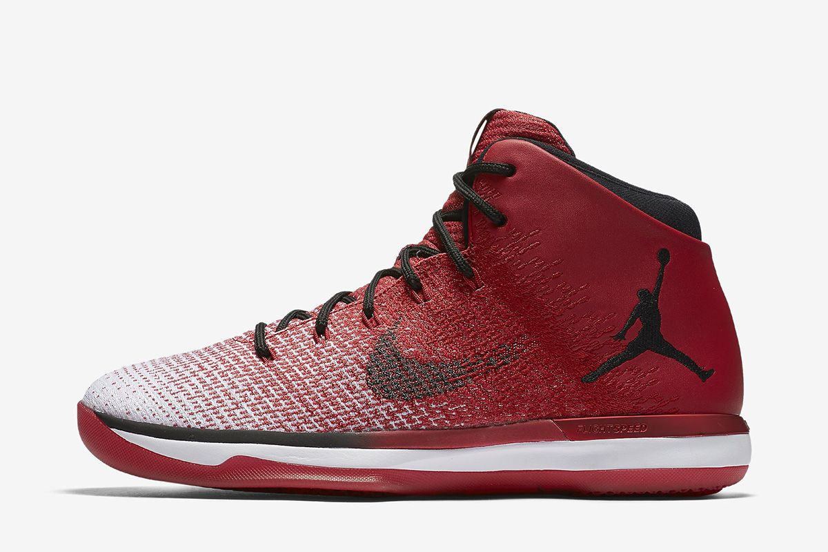 "d95165ff0 Air Jordan 31 ""Chicago"" - EU Kicks Sneaker Magazine"