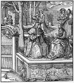 Mary the Rich, Duchess of Burgundy and Maximilian of Habsburg.