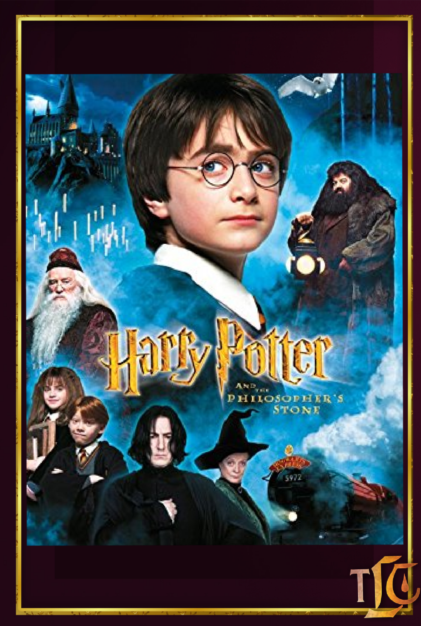 Harry Potter And The Philosopher S Sorcerer S Stone Time For A Rewatch Harry Potter Matthew Lewis Hogwarts