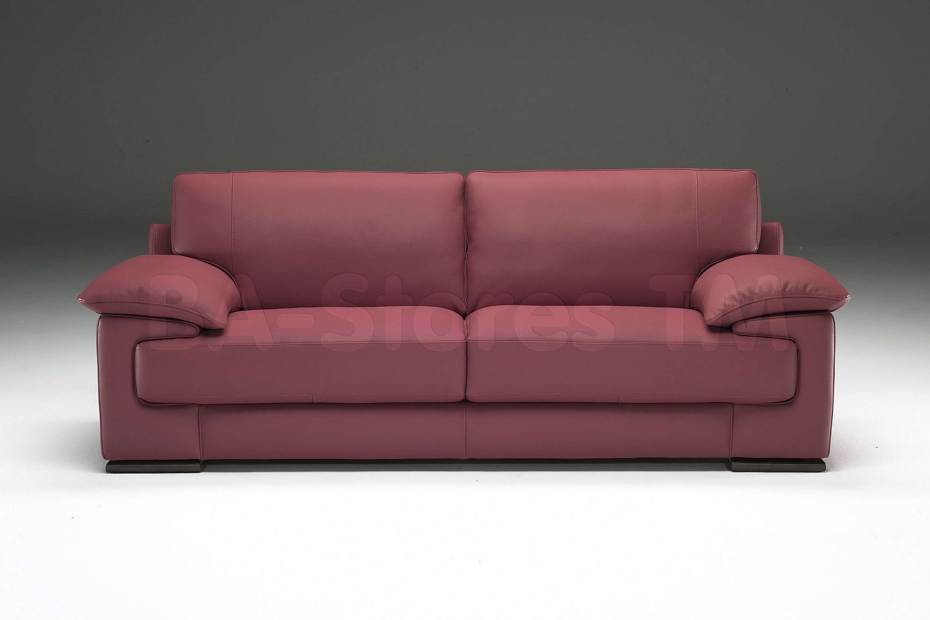 Natuzzi A486 Sofa Leather Furniture Expo