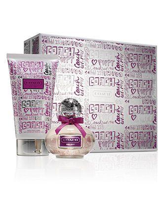 Coach Poppy Flower Gift Set Perfume Gift Sets Beauty Macys