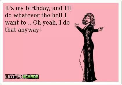 Happy Birthday to ME! It's my birthday!!!!!! | Funny :) | Birthday