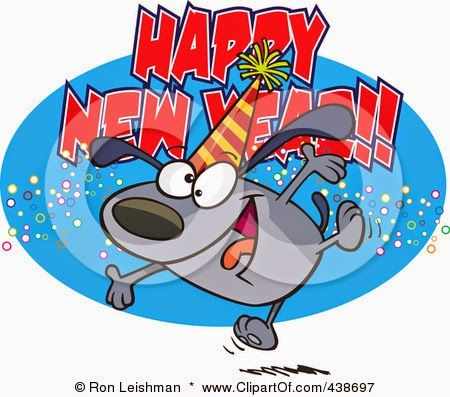 happy new year 2015 cartoon images wallpaper