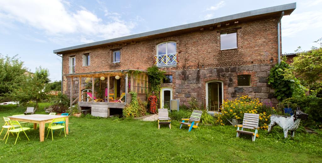 Gastehaus Terezas Brandenburg Natur Und Ruhe Gastehaus Haus Ferienhaus
