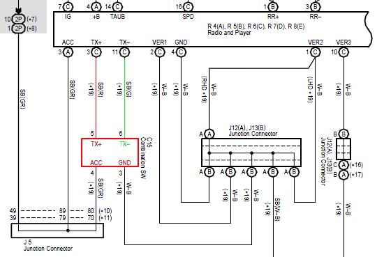 Corolla Steering Diagram | Wiring Diagrams