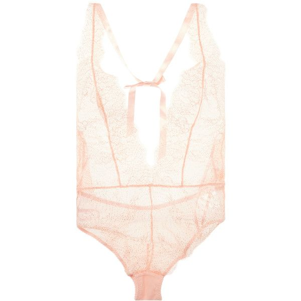 L'Agent by Agent Provocateur Women's No Ouvert Playsuit - Size l ($109) ❤ liked on Polyvore featuring jumpsuits, rompers, multi, playsuit romper, halter rompers, halter-neck tops, white halter romper and v neck romper