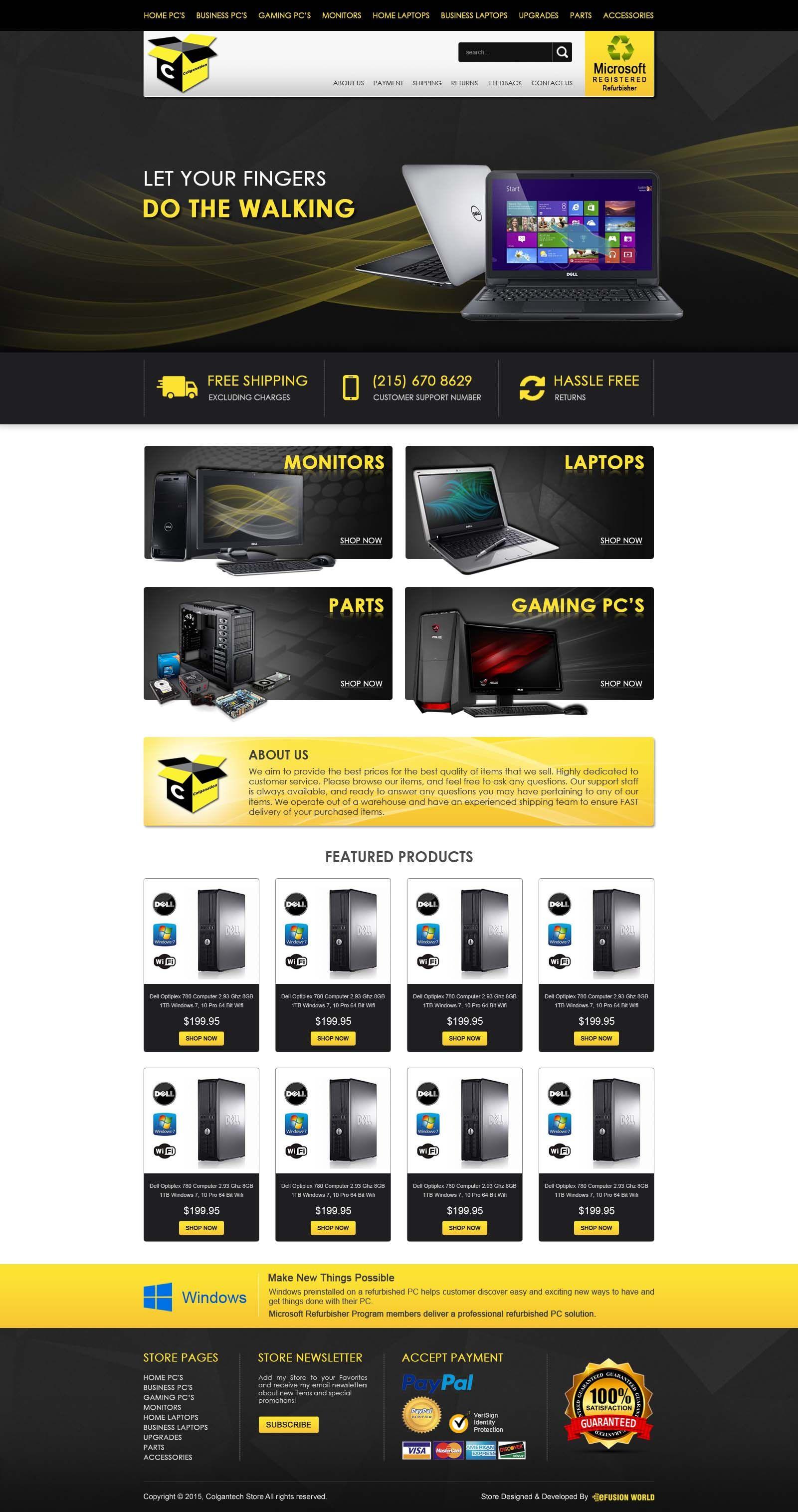 Pin On Ecommerce Website Design