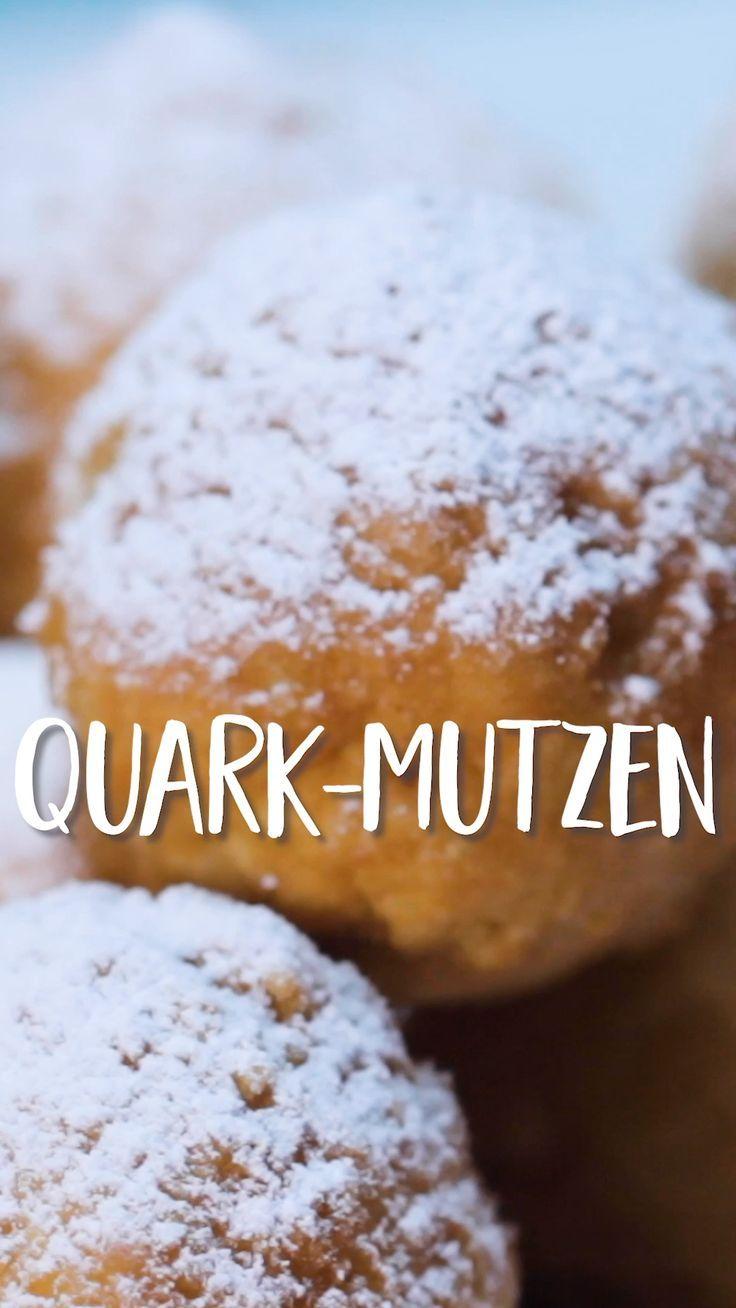 Quark-Mutzen: Eine süße Versuchung