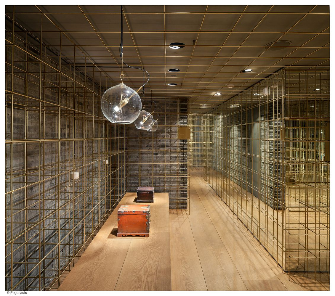 Gallery of amore sulwhasoo flagship store nerihu design and research office 6