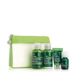 Gift Sets For Men Skin Care Grooming Kits The Body Shop Tea Tree Oil Skin Body Shop Tea Tree Tea Tree Skincare