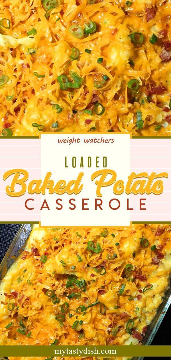 Loaded Baked Potato Casserole Recipe images