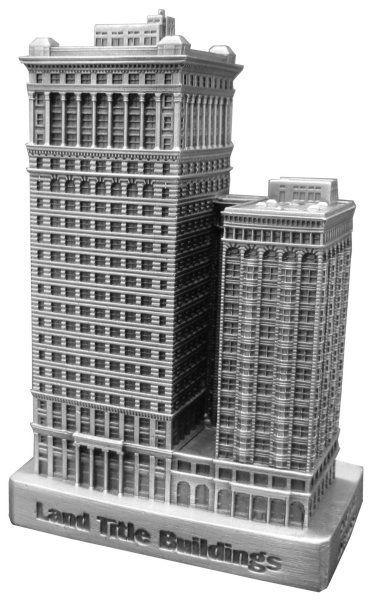 Infocustech Land Title Building 100 Philadelphia 789 Building Philadelphia Minecraft City